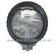 WORKLAMP 6 LED 12V or 24V <br> 125mm dia<br>ALT/LEDV23-02
